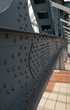 Free Bridge. Moscow. Stock Photo - 13892550