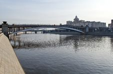 Free Moscow River. Moscow. Stock Images - 13892624