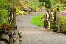 Free Garden Pathway Stock Image - 13893041