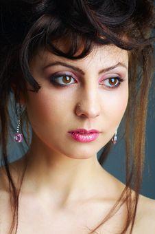 Free Beautiful Lady Royalty Free Stock Photography - 13893317