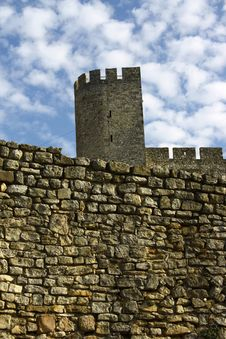 Free Stone Tower Stock Image - 13893551
