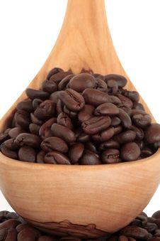 Free Coffee Beans Royalty Free Stock Photos - 13894128