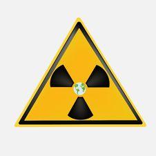 Free Radiation Icon. Stock Image - 13894171
