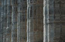Free Columns Royalty Free Stock Image - 13894416