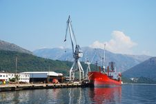 Free Shipyard Stock Photos - 13894553