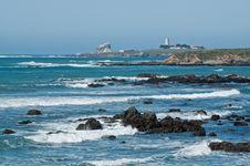 Free California Lighthouse Royalty Free Stock Image - 13895866