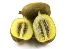Free Golden Kiwi Stock Photography - 13896742