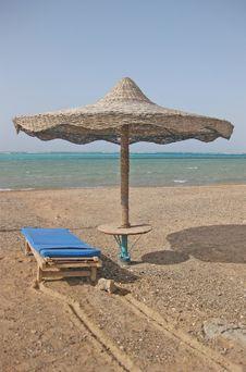 Free Beach View Stock Image - 13897181