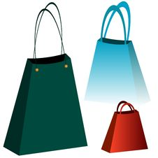 Free Shopping Bags Stock Photo - 13898010