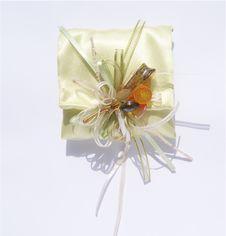 Free Silk Decorative Cushion Stock Image - 13898781