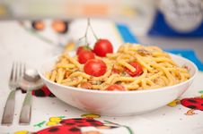Free Pasta Stock Photography - 13899302