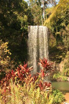 Free Waterfall Royalty Free Stock Image - 13899716