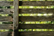 Free Wooden Fence Royalty Free Stock Photo - 13899805