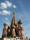 Free Temple (Moscow) Royalty Free Stock Photos - 1392278
