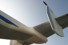 Tail Wing Royalty Free Stock Photos