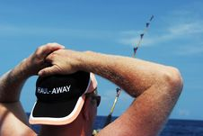 Free Gone Fishing Royalty Free Stock Photos - 1391028
