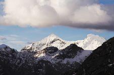 Free Cordilleras Mountain Stock Images - 1391484