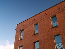 Free Windows Reflecting Sky Stock Photos - 1391983