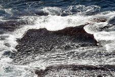 Free Ocean Rocks Stock Image - 1392431