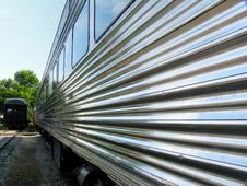 Free Pullman Train Car Royalty Free Stock Photo - 1392445