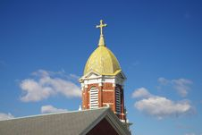 Free Church Dome Stock Photos - 1392603