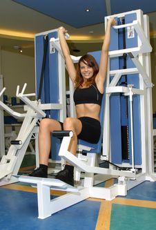 Free Sport, Girl Royalty Free Stock Photos - 1392878