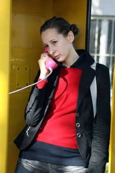 Free From Telephone Box Royalty Free Stock Images - 1393789