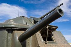 Free General Grant Army Tank Turret Stock Image - 1394091