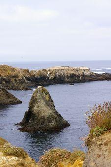 Free Mendocino Coast Royalty Free Stock Photo - 1394665