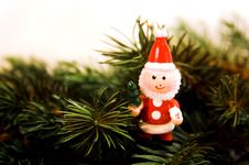 Free Traditional German Christmas Ornaments Royalty Free Stock Photography - 1394677