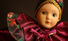 Free Doll Study 01 Royalty Free Stock Photography - 1394987
