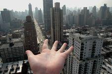 Free Manhattan-7 Stock Photography - 1395152