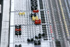 Free Sound Mixer Royalty Free Stock Images - 1395359