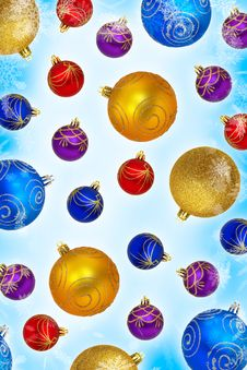 Free Baubles Stock Photos - 1395423