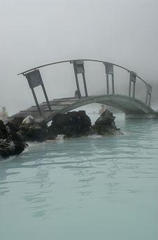 Free Blue Lagoon Stock Image - 1396881