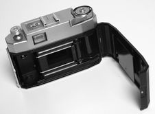 Free Zeiss Ikon Contina Stock Photo - 1397230