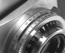 Free Zeiss Ikon Contina Royalty Free Stock Images - 1397239