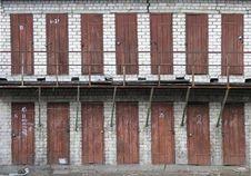 Free The Doors Stock Photography - 1397442
