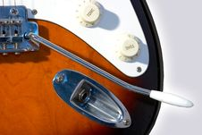 Free Electric Guitar Stock Photography - 1397502