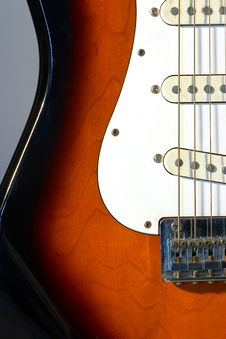 Free Electric Guitar Royalty Free Stock Image - 1397526