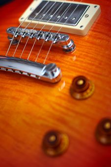 Free Electric Guitar Stock Photos - 1397543