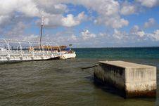 Free River Dock Royalty Free Stock Photo - 1397795