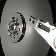 Free Hard Drive Inside Stock Photos - 1399053