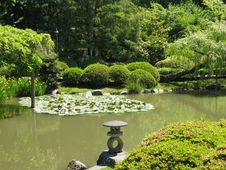 Free Japanese Garden Stock Images - 1399554
