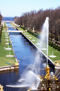 Free The Samson Fountain Stock Photo - 13905060