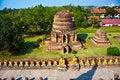 Free Buddha Statues At Temple Wat Yai Chai Mongkol Stock Photos - 13909253