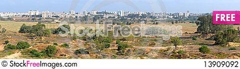 Free White Houses Of Ashkelon Stock Photography - 13909092