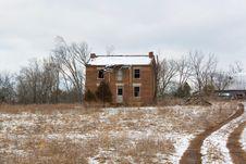 Free Abandoned House Stock Photos - 13900863