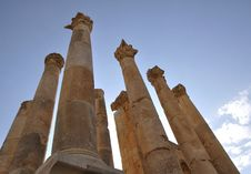 Free Jerash, Jordan Stock Photos - 13900873