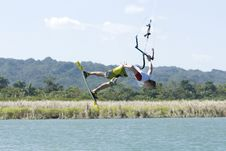 Free Kiting In Dominican Republic Stock Photography - 13901692